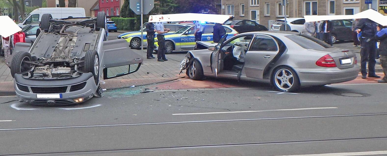 Verkehrsunfallanalyse